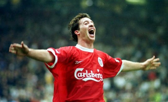 Happy Birthday To Reds Legend Robbie Fowler 43 Today