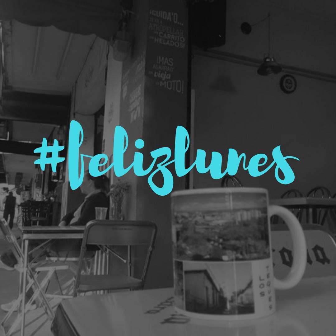 #FelizLunes  Un cafecito buen cargado y...