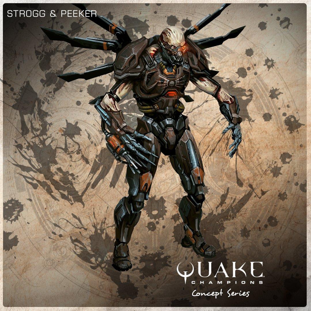 Quake ChampionsVerifizierter Account