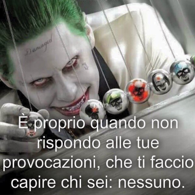 Gianni Masecchia On Twitter Joker Frasi Toptags Frasitumblr