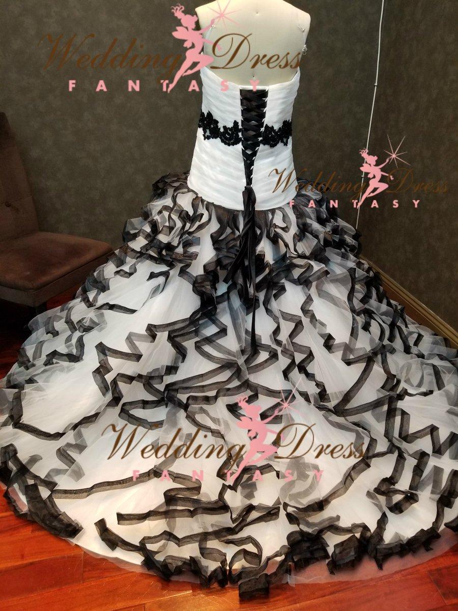 Weddingdressfantasy On Twitter Gorgeous Black And White Gothic