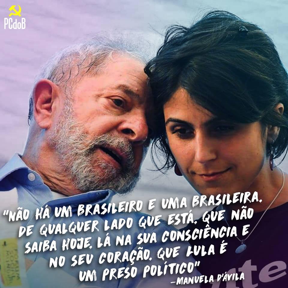 #LulaLivre https://t.co/71Khrl9Rea