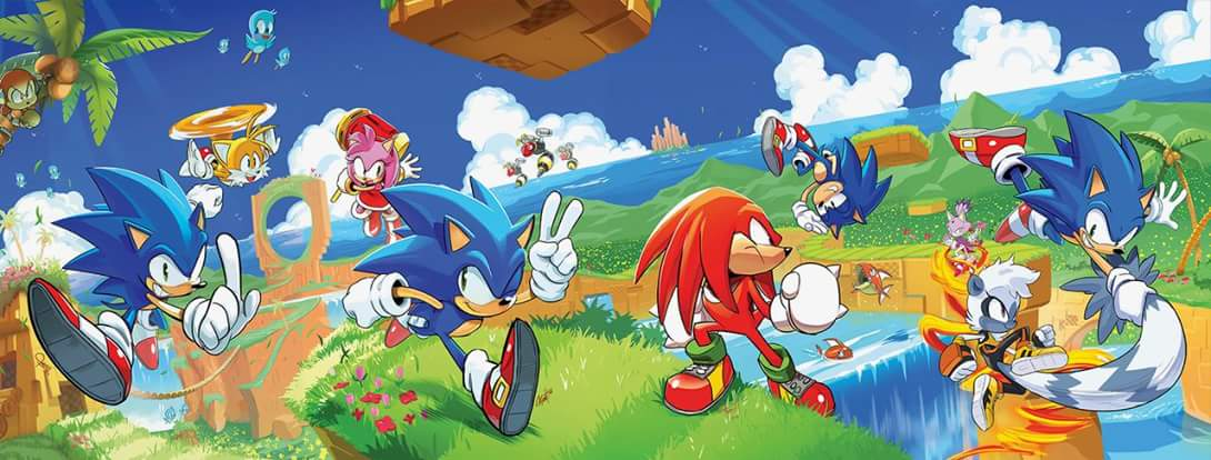 Sonicwindblue On Twitter A Idwpublishing Sonic The Hedgehog Comic Issue 4 Cover Got Revealed In The Official Idw Sonic Comic Group On Facebook Showing Tangle And Blaze It S The Final Piece Of