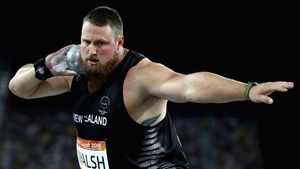 Even an off night for Tom Walsh is a good enough for a Commonwealth Games gold medal.