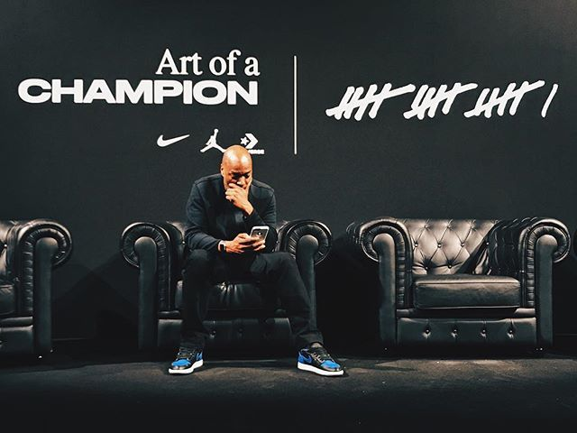 info for 3dede 31410 ... Art of a Champion Collection. 16 wins get you an NBA Championship and  Nike, Jordan   Converse are releasing 16 shoes from past playoff moments.