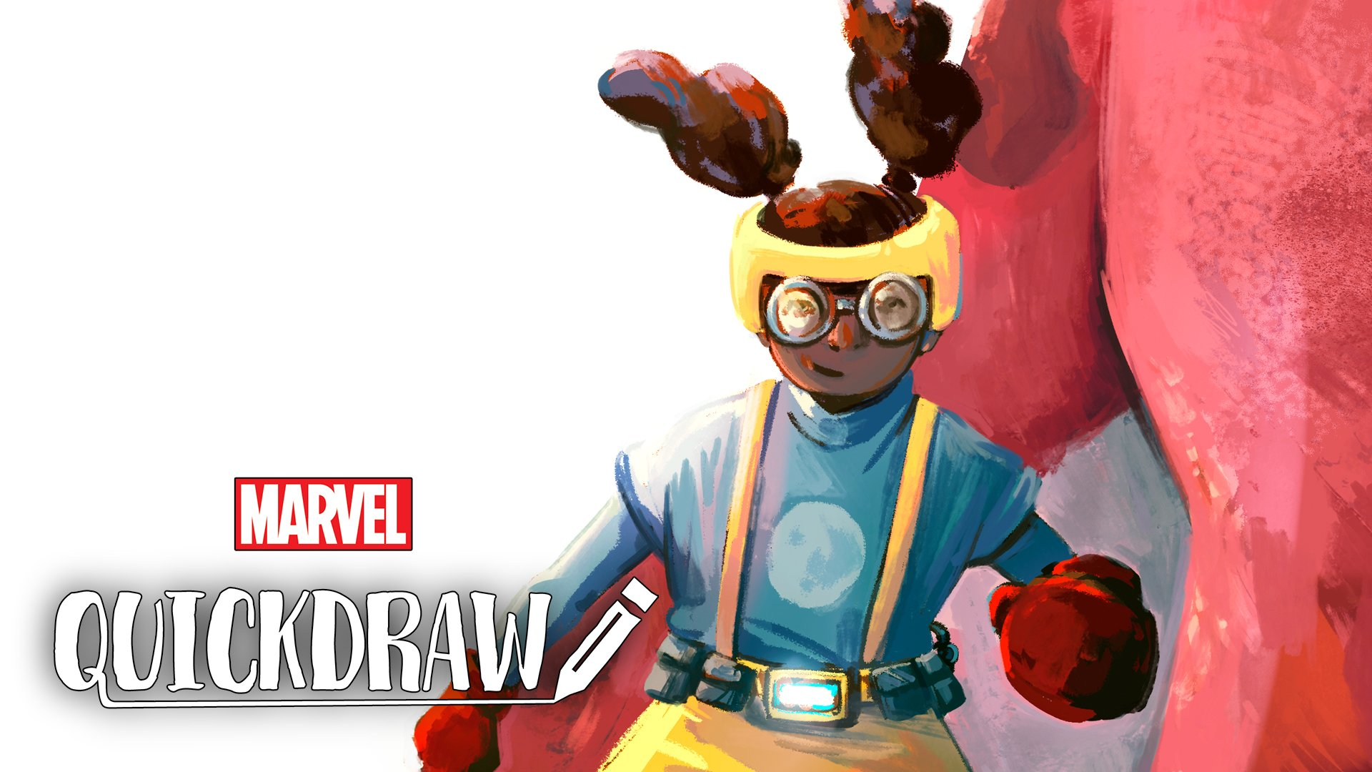 Artist @kniivila brings Moon Girl and Devil Dinosaur to life in a new episode of #MarvelQuickdraw! ✏️ #ad https://t.co/ECXhUKShgZ