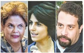 #LulaNaCadeia Dilma, Manuela e Boulos vão ao exterior para atos contra a prisão de Lula  https://t.co/tPyQUdbnNO https://t.co/e0ZKDEBvNw