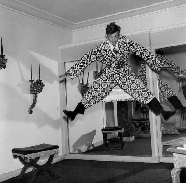 Happy 85th birthday, Jean-Paul Belmondo  Photo: Raymond Depardon (1960)