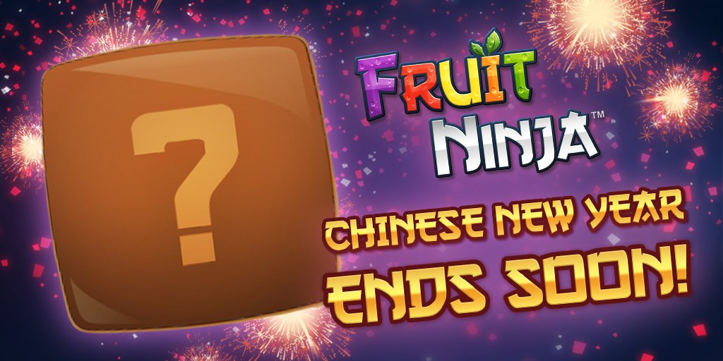 Fruit Ninja (@FruitNinja) | Twitter