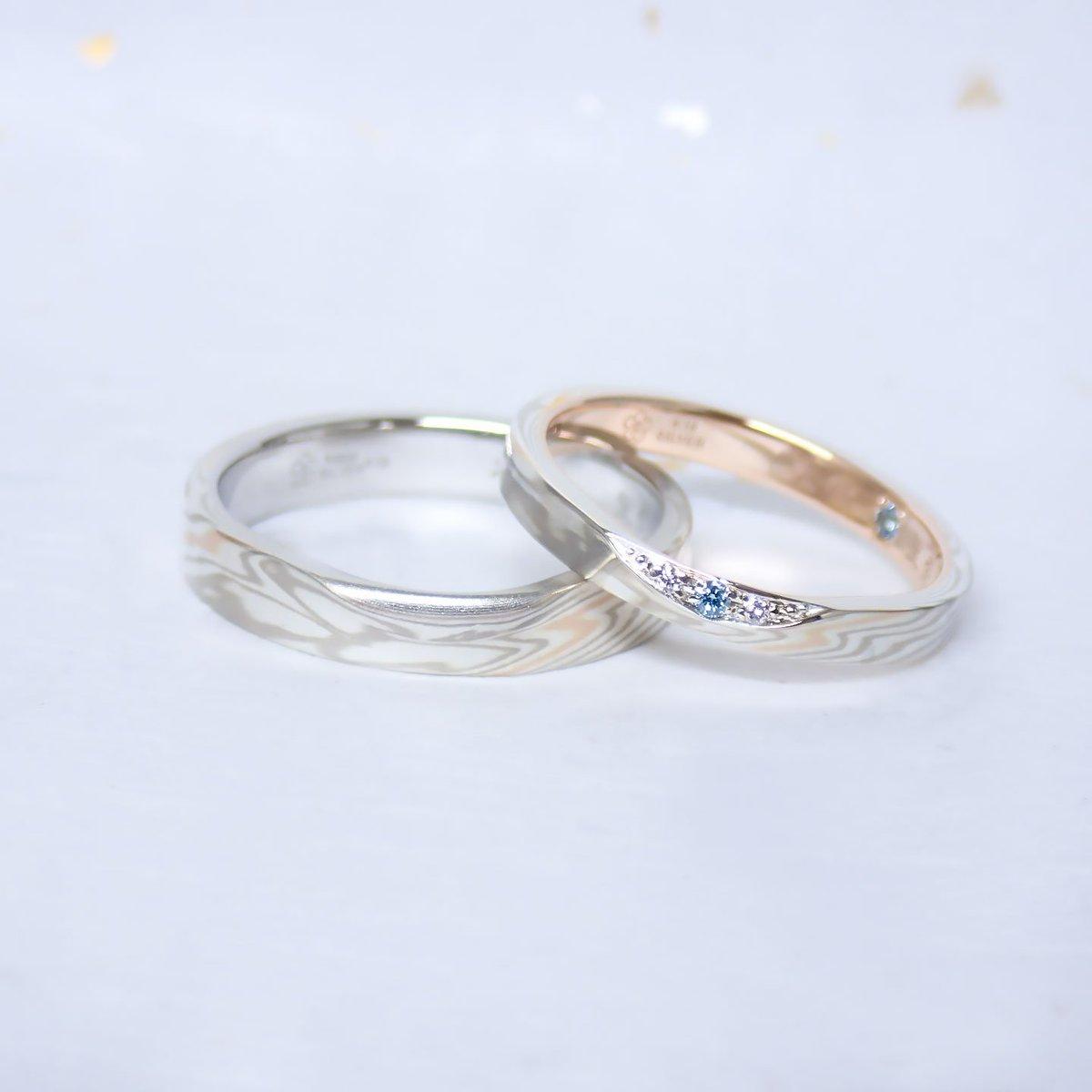 Enchanting Qz Wedding Rings Image Blue Color Ideas