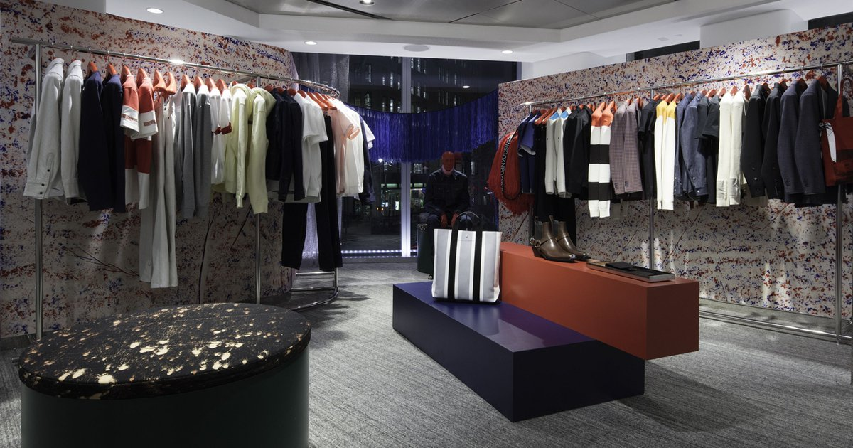 884ab707392a4 the nordstrom nyc mens store offers cocktails and convenience