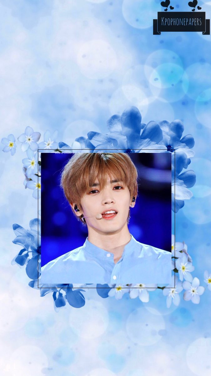 Idol Wallpapers On Twitter Taeyong Lockscreen