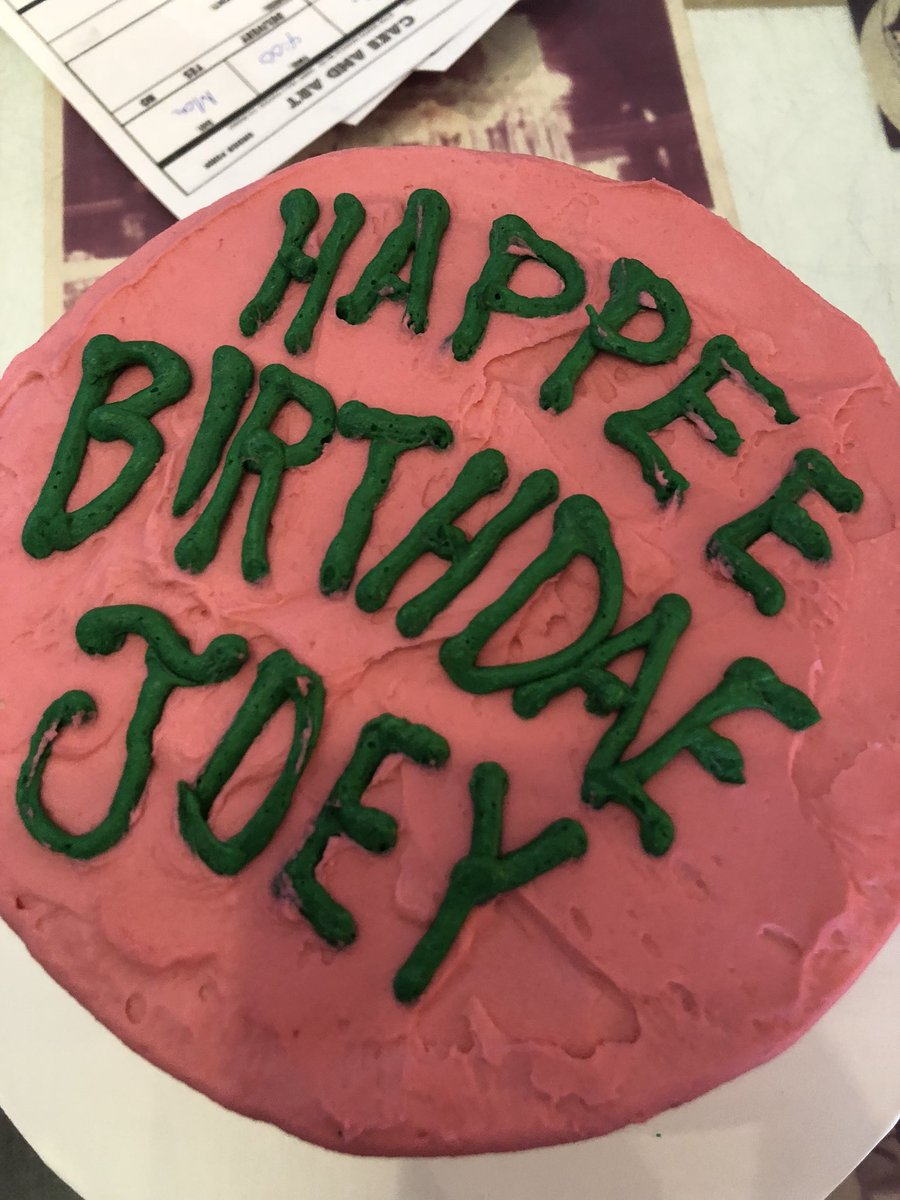Juliana Herz On Twitter Guys Look At The Bday Cake I Got For My