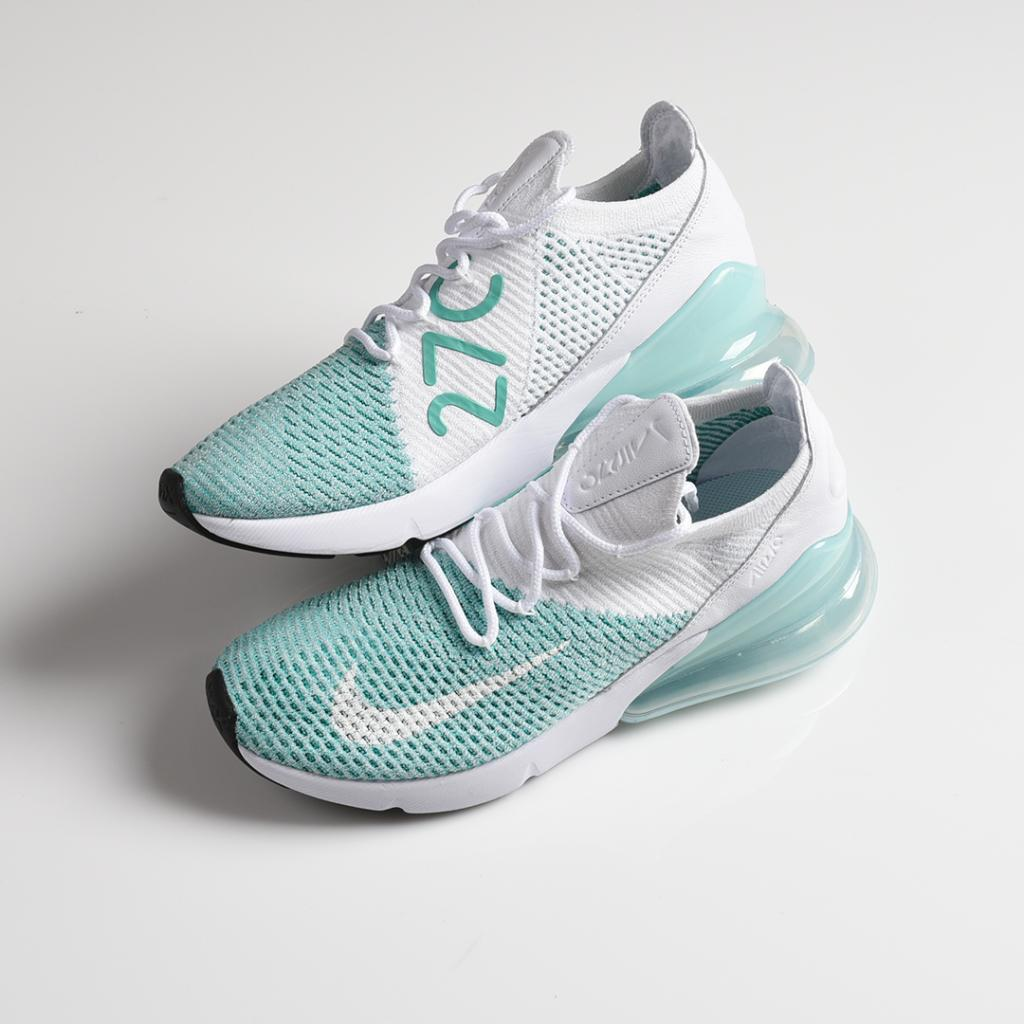 size 40 14254 0bb26 spring kicks for the ladies nike air max 270 flyknit igloo 4 12 in store  online