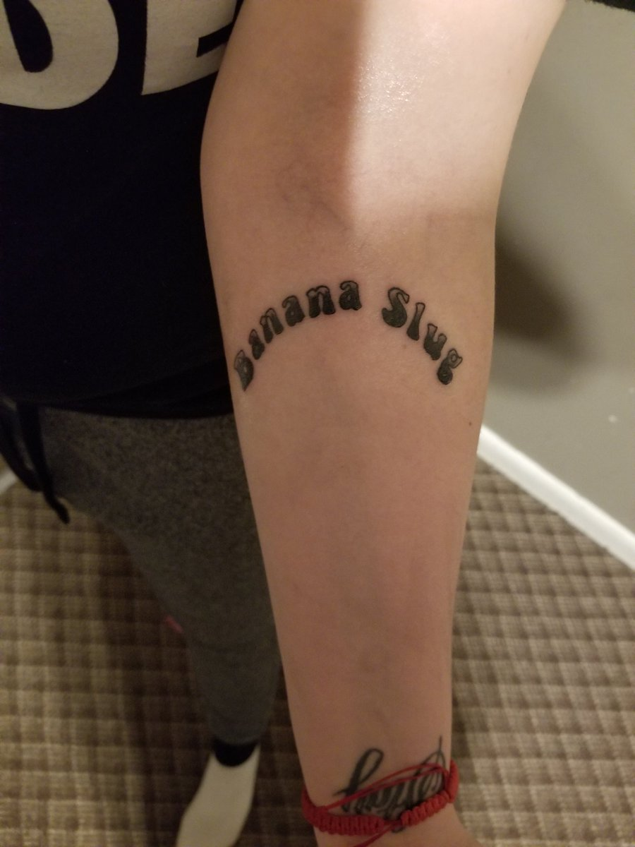 Love sucks tattoo
