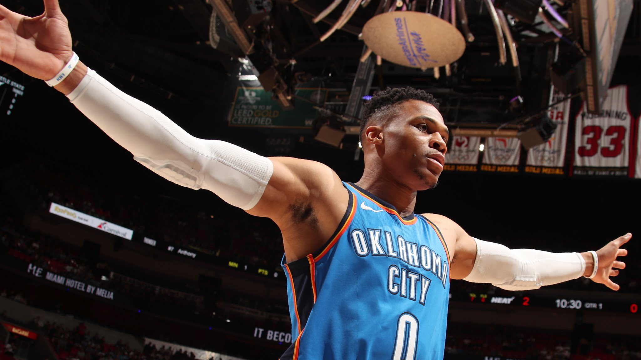 How about 9 boards in the first half? #WhyNot? https://t.co/y35wE6xaQp
