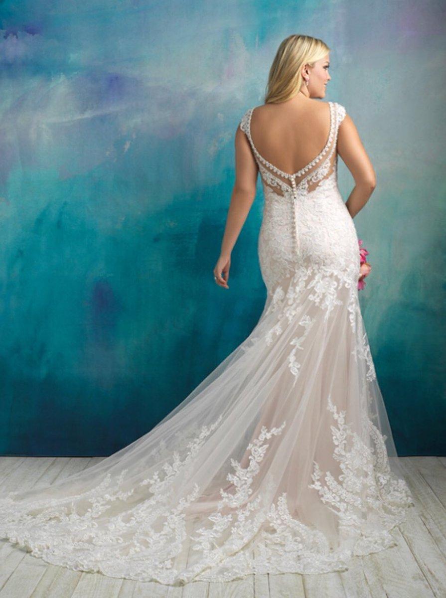 wedding dress plus size hashtag on Twitter