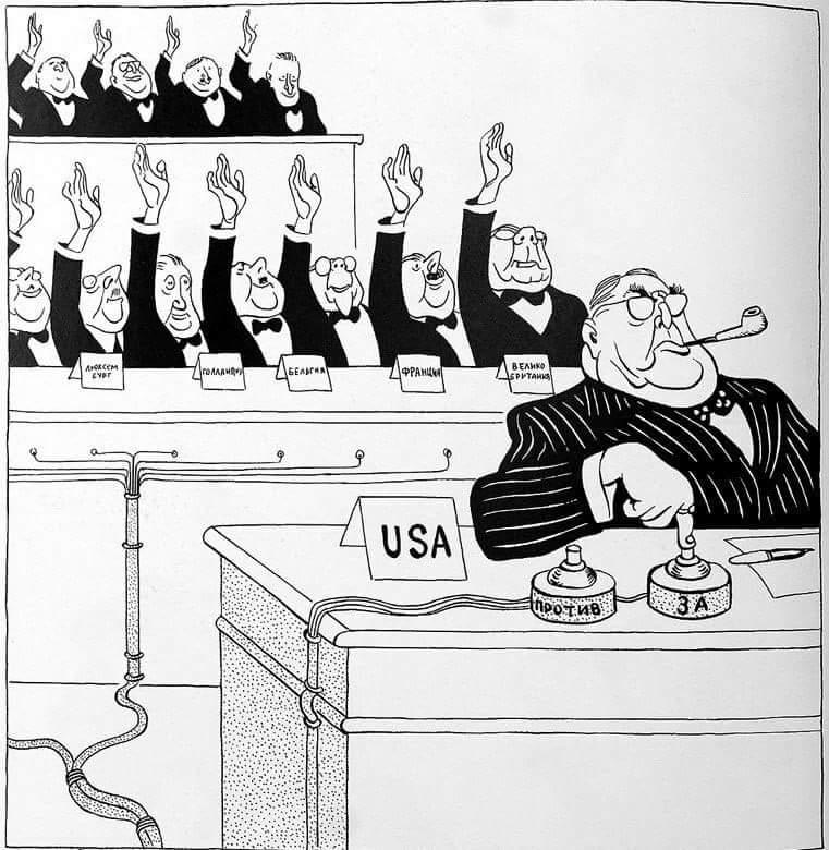В Совбезе ООН снова скрестили шпаги