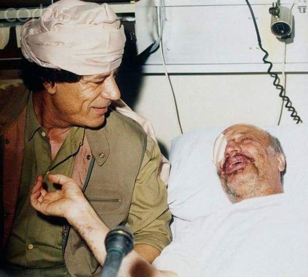 قصة من تاريخ النشاط العسكري الفلسطيني... عندما حاربت منظمة التحرير مع القذافي ضد تشاد DaZ3E35XkAA2Rv0