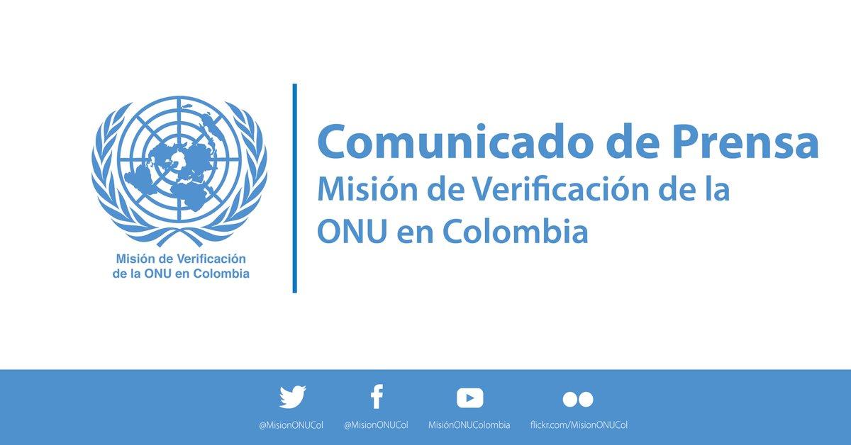 🔵 #ATENCIÓN Comunicado de prensa de la M...