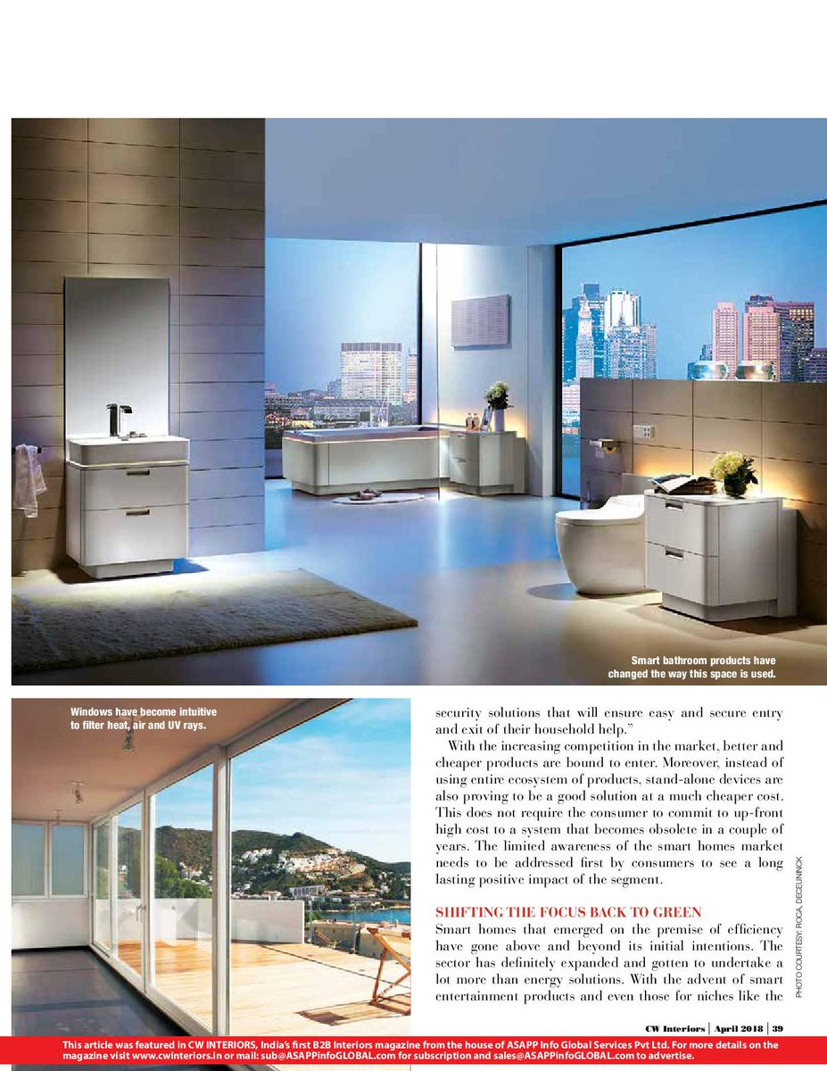 smarthome nx on twitter thank you cw interiors on covering us in