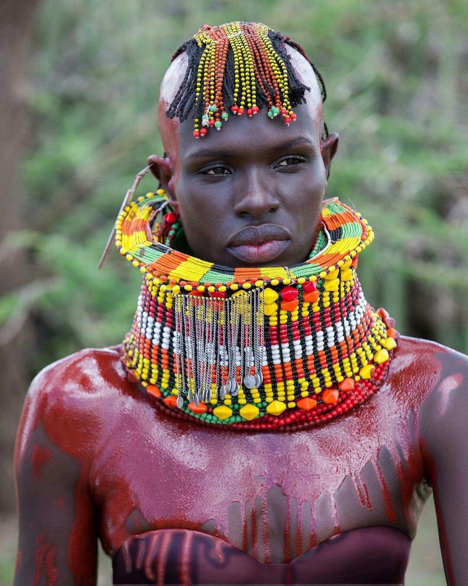 """Ajuma Nasenyana  - """"When the ro twitter @ajumanasenyana tobongulorefestival2018"""