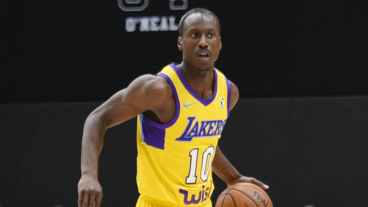 61b8cffa0b5 After 10 years trying to make it to the NBA, Andre Ingram finally ...