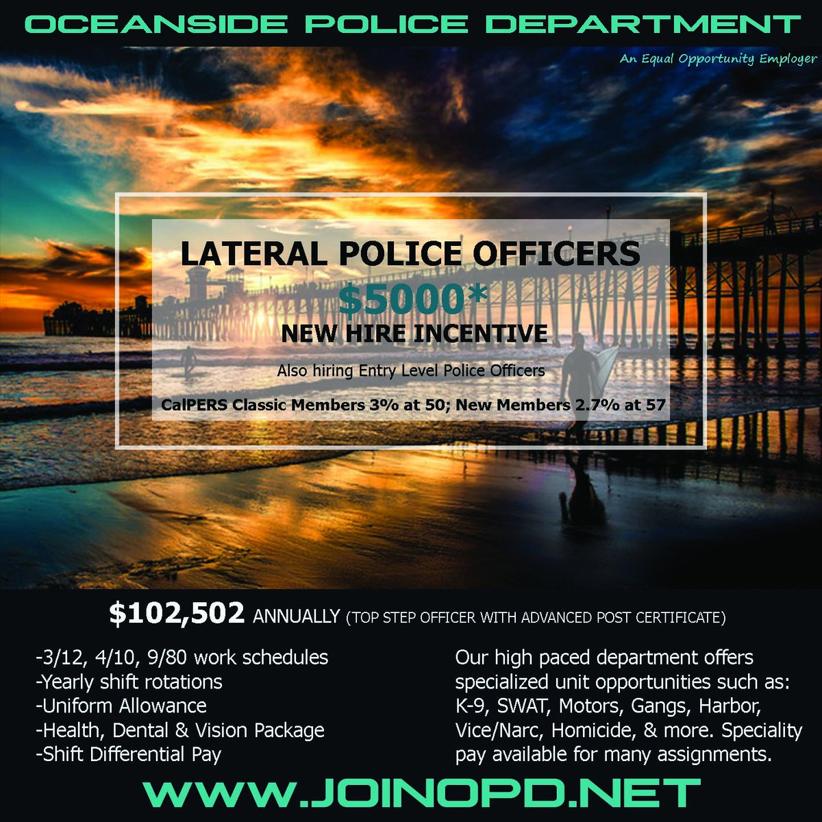 Oceanside Police On Twitter Department Is Also