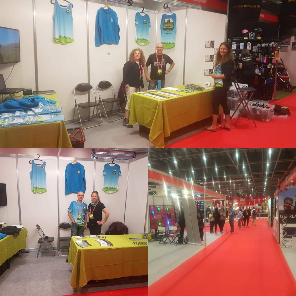 We will be at stand 534 at the vlm expo this week. Come and say hi and join or buy some kit.