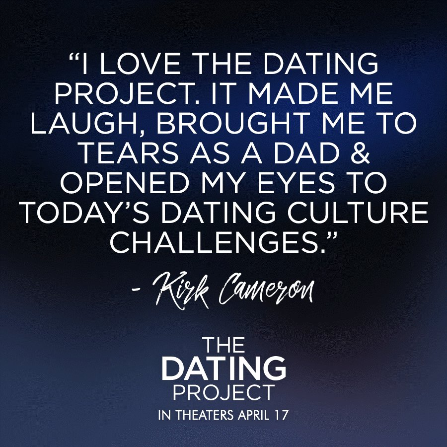 Don't miss @dating_project in theaters for one night only, TONIGHT! Tag  your family & friends you want to see this with. http://bit.ly/2HskDQN ...