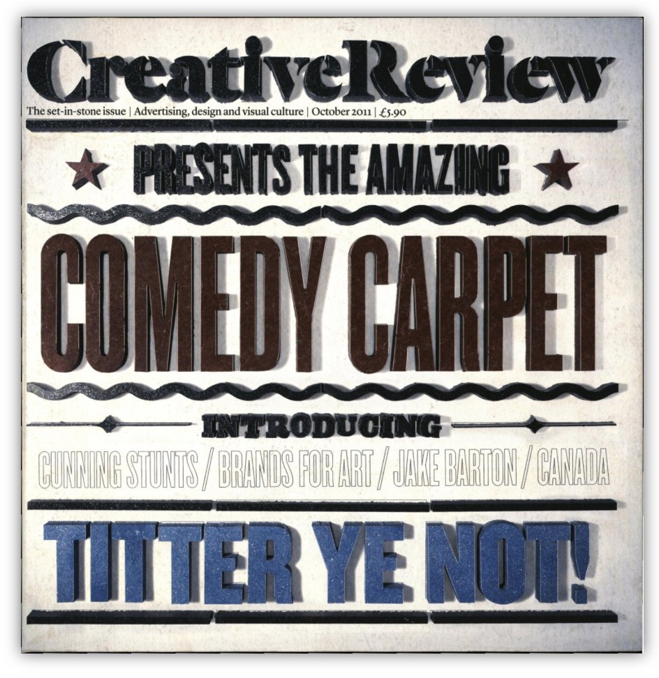 Creative Review on Twitter: