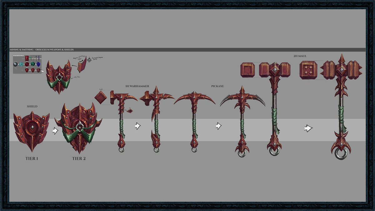Runescape On Twitter Orikalkum Armour And Weapon Sets One Of The