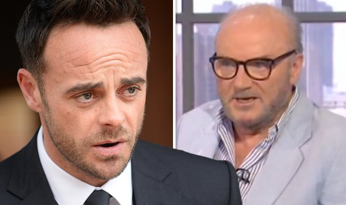 Daily Express's photo on Ant McPartlin