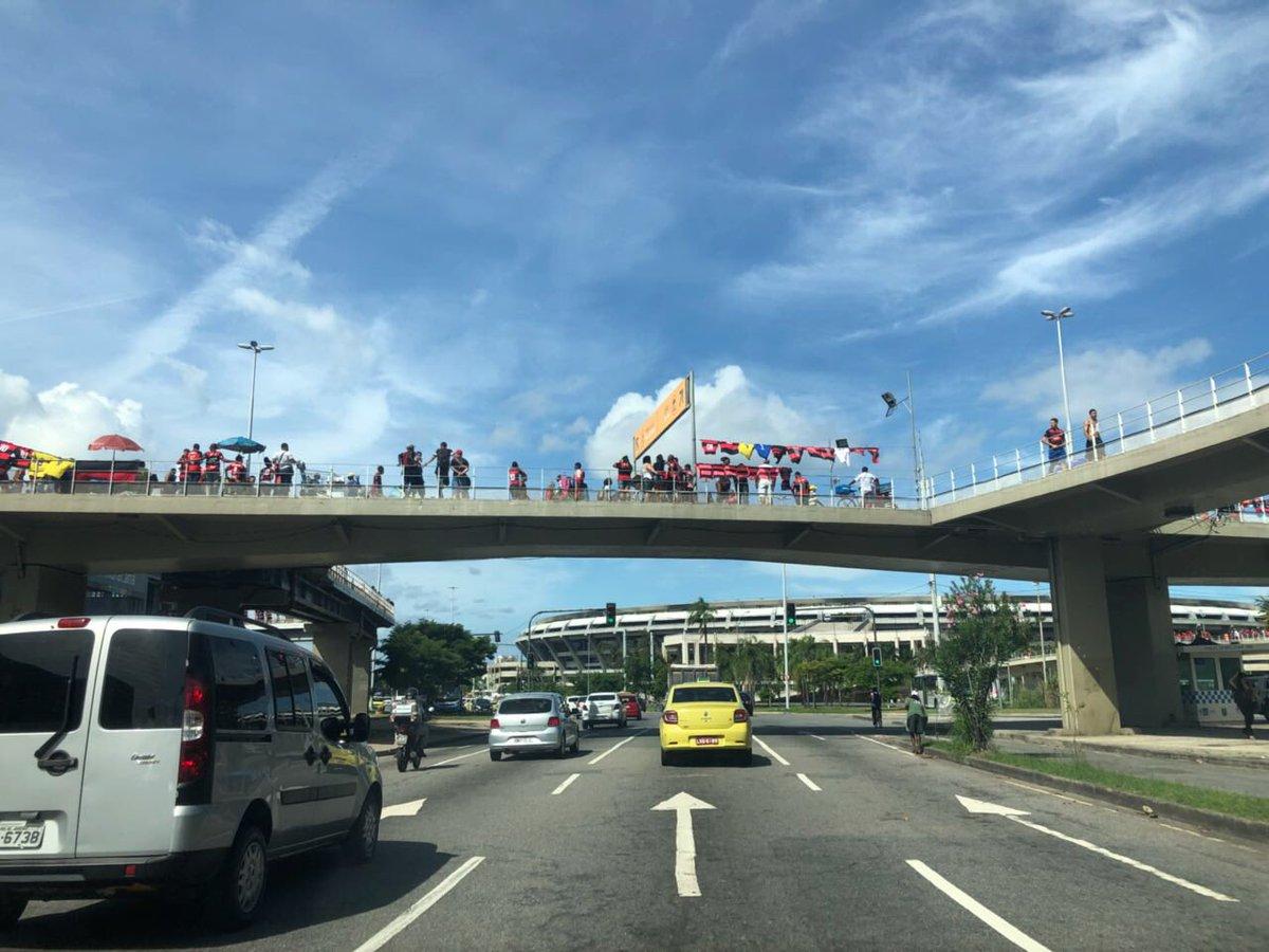 Todos os caminhos levam ao Maracanã #CRF