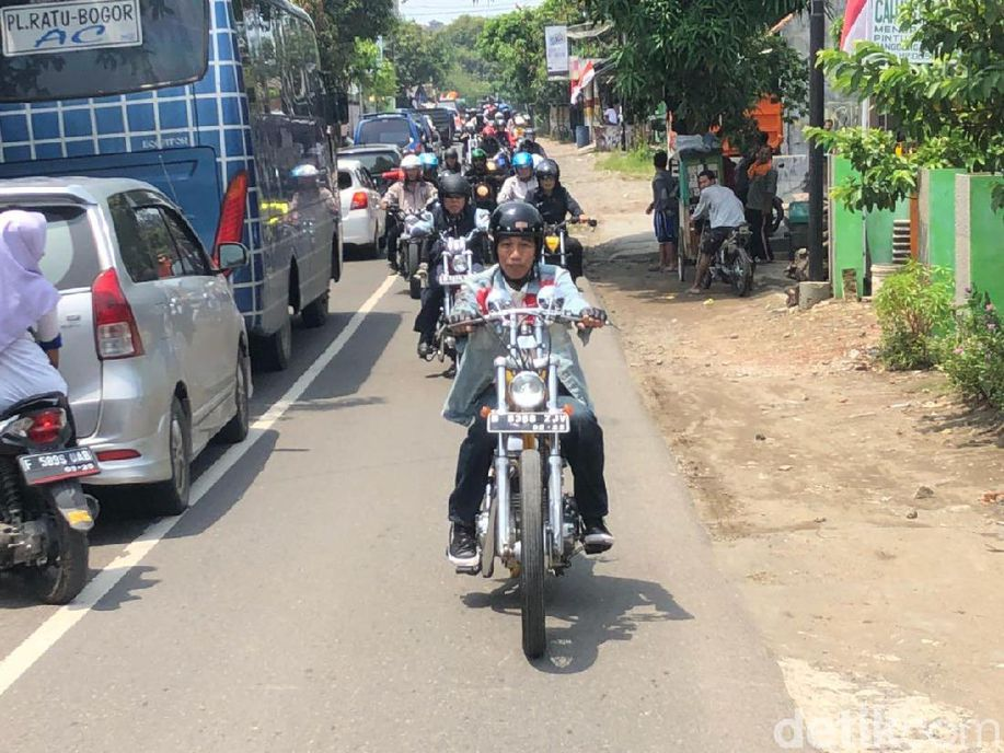 Polisi: Motor Chopper Jokowi Sudah Lolos Uji Kemenhub https://t.co/elruFjLMMA https://t.co/YRn0lA96BE
