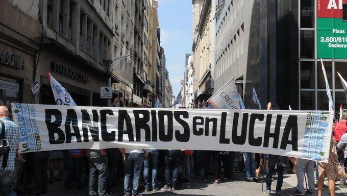 #ParoBancario Foto