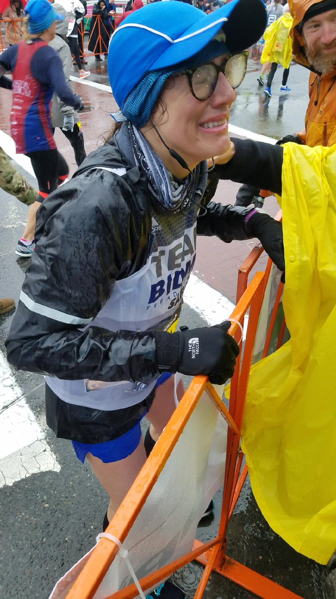 Hope Ricciotti's photo on #BostonMarathon
