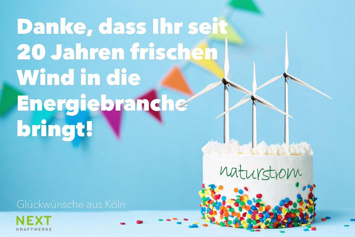 Next Kraftwerke De على تويتر Wir Wünschen At Naturstromag