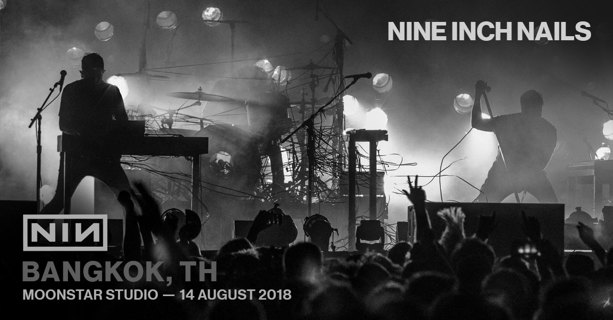 nine inch nails on Twitter: \