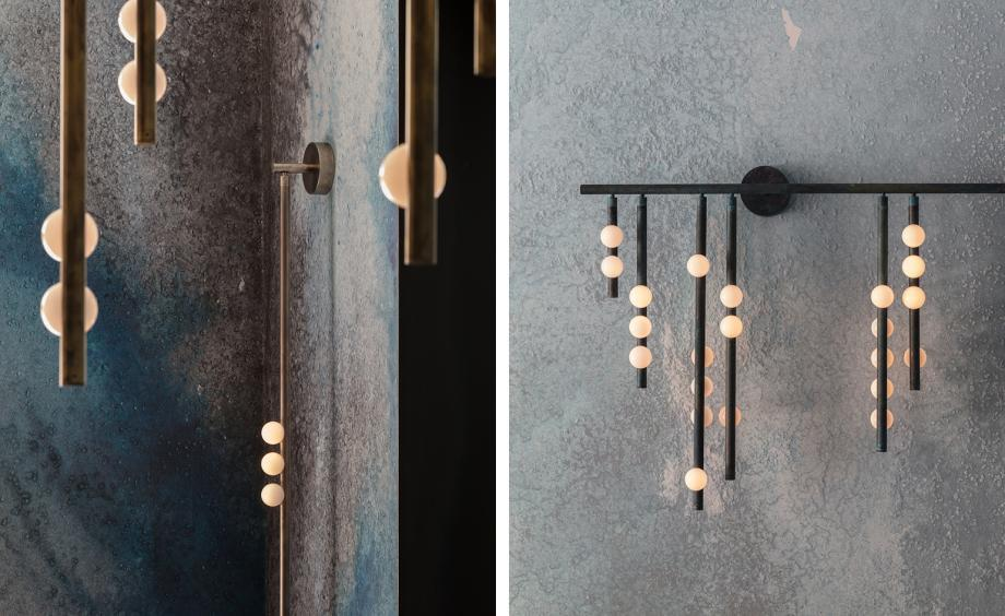 american lighting designer lindsey adelman joins forces with calico