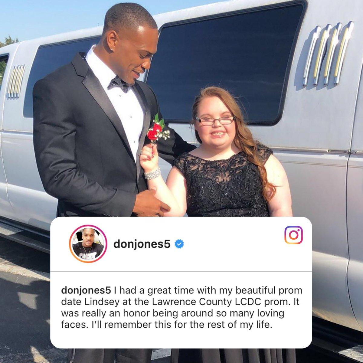 ICYMI: 49ers DB Don Jones taking a family friend with Down syndrome to her prom will make your day. https://t.co/NOS9zodrzy