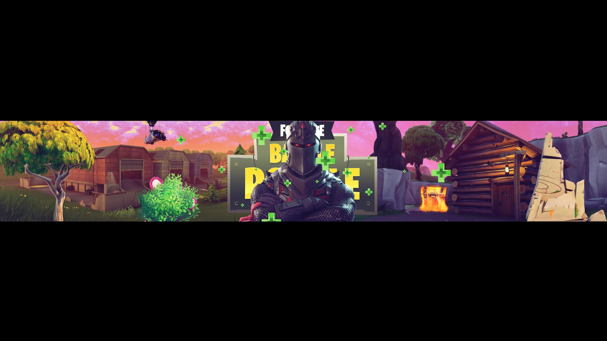 Allsortshd On Twitter Free Youtube Banner Fortnite Black