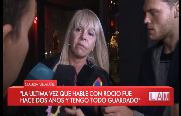 Claudia Villafañe Foto