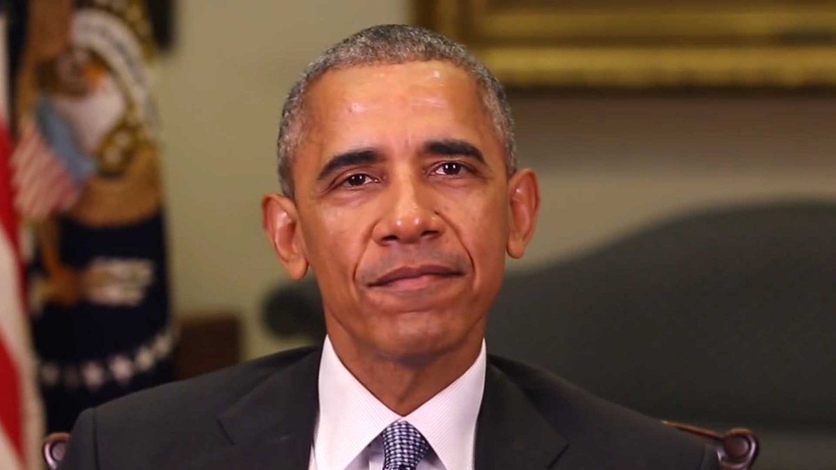 You won't believe what Obama says in thi...