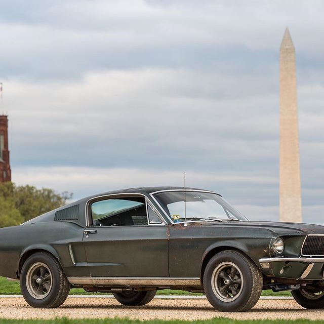 Happy National Mustang Day! #bullitt #nationalmustangday #cold @historicvehicle @hagertyclassiccars @ford @shell  https:// ift.tt/2qDfcHp  &nbsp;  <br>http://pic.twitter.com/nPVgQO3WPI