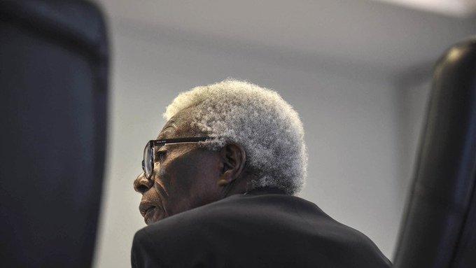 Judge Nkola Motata Photo