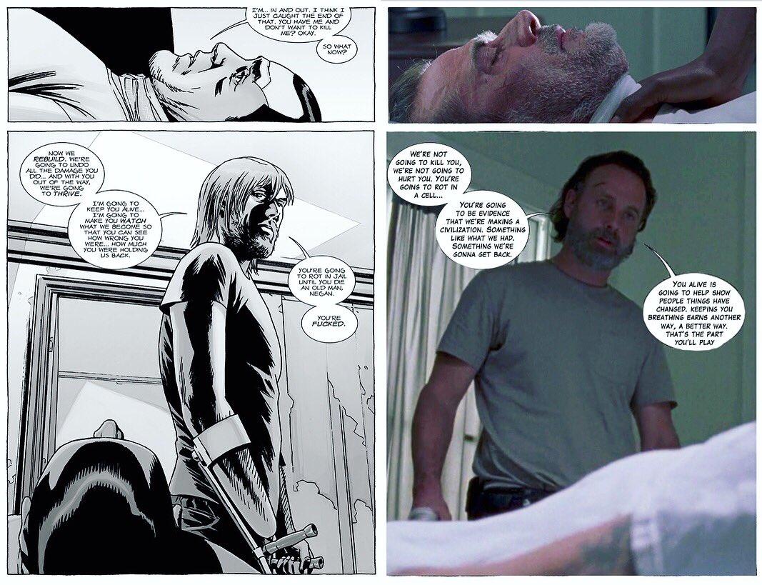 The Walking Dead's photo on #TheWalkingDead