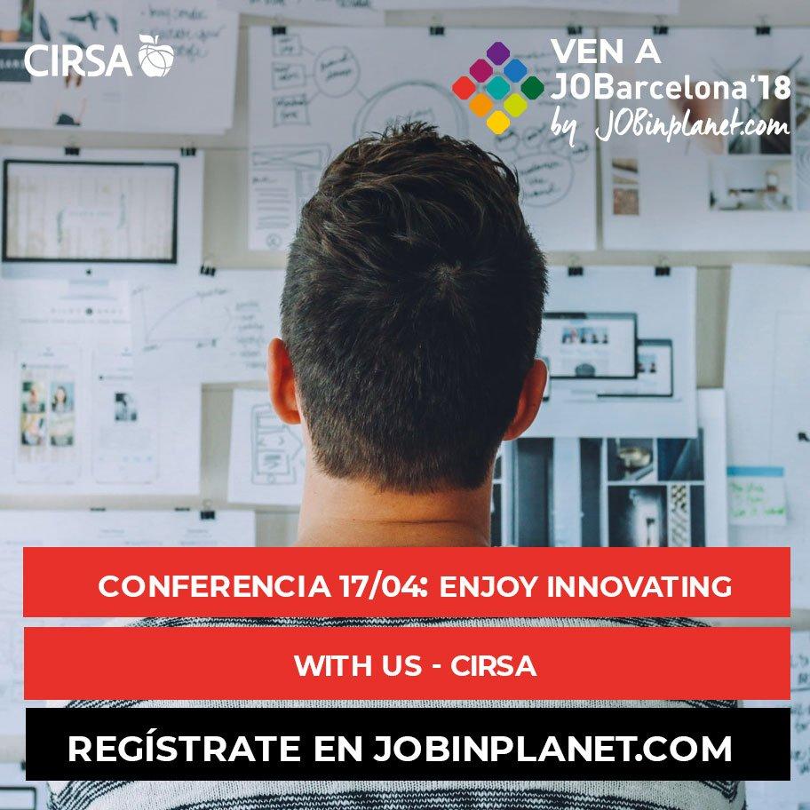 JOBinplanet's photo on #Conferencia