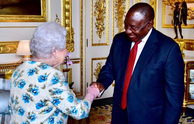 President Ramaphosa Photo
