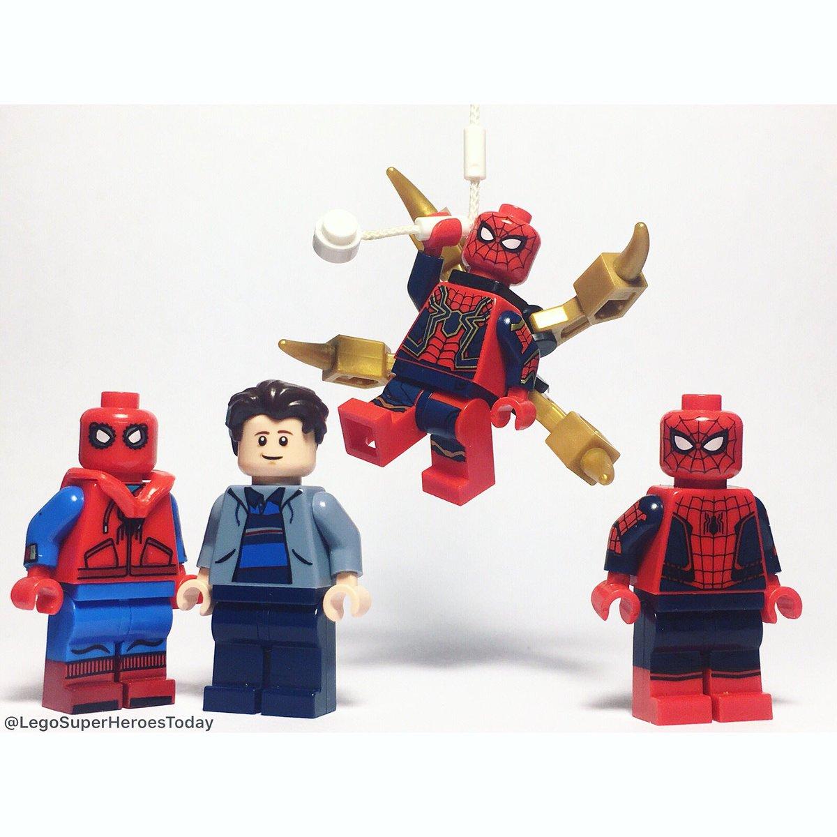 Minisuperheroestoday On Twitter Mcu Evolution Spider Man Which Of